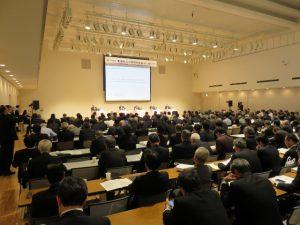金沢市で開かれた第28回全国経済同友会セミナー