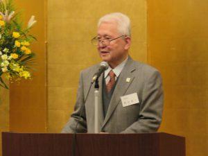 熊谷眞一代表幹事