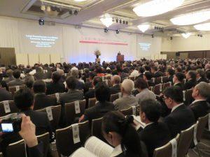 岡山市で開かれた第29回全国経済同友会セミナー