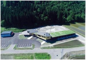 山形県知事賞  認定こども園めごたま  新園舎及び里山保育に ついて