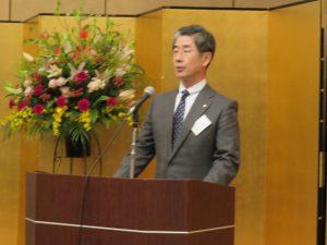 鈴木隆一代表幹事
