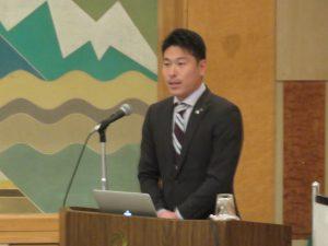日本一の芋煮会フェスティバル実行委員会 大場康平副委員長